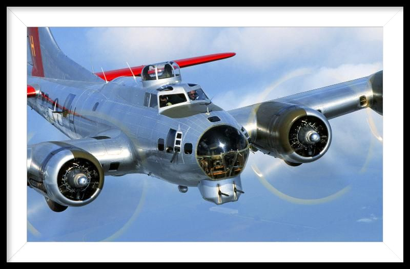 B-17-aluminum-overcast-aviation-museum-kentucky