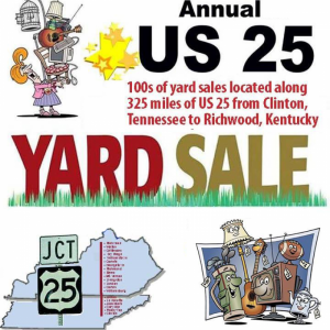 US-25-Yard-Sale-Tennessee-Kentucky
