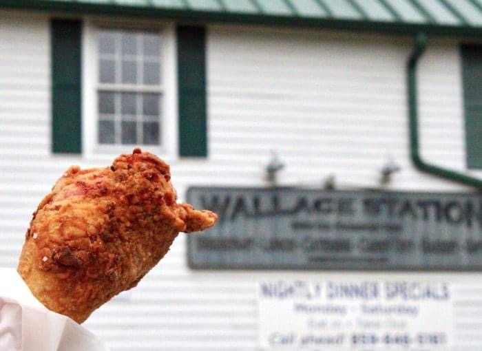 Wallace Station Fried Chicken Day