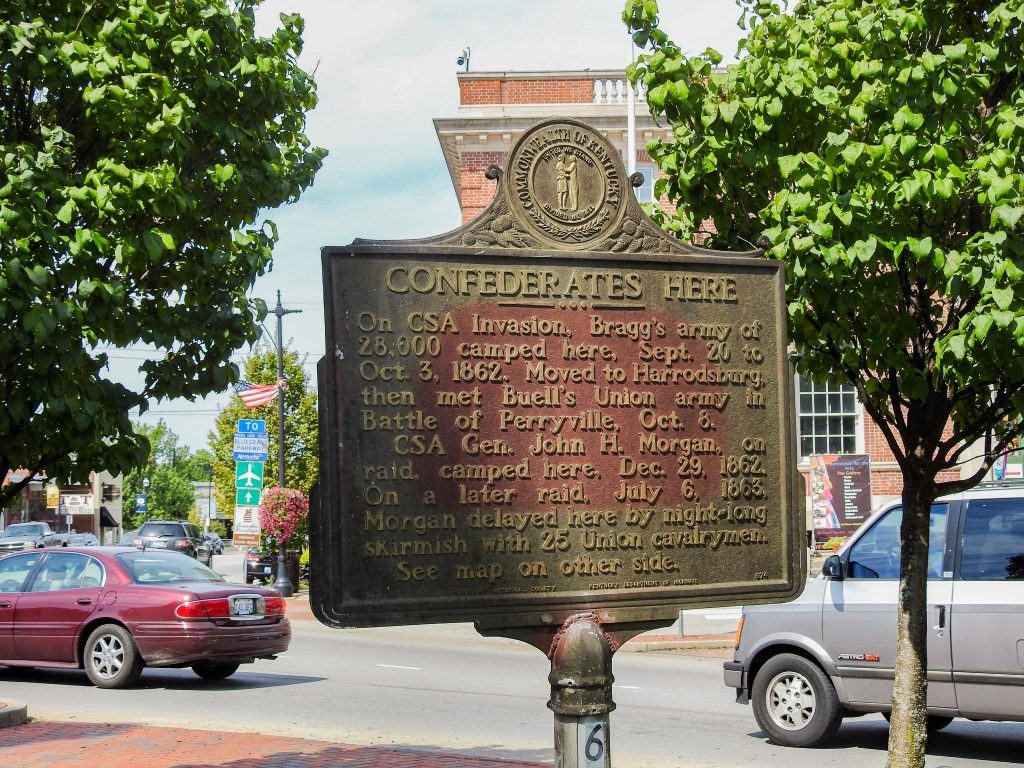 National Register of Historic Places Bardstown Kentucky