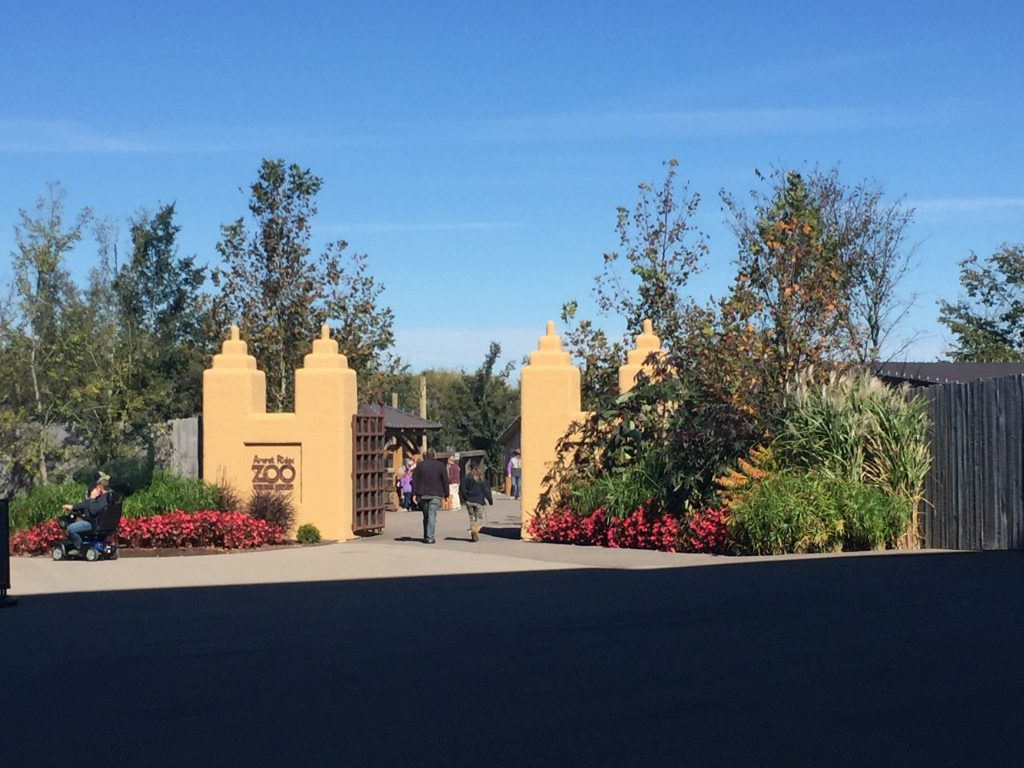 zoo at the ark encounter