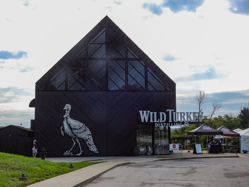 Wild Turkey Distilling Lawrenceburg